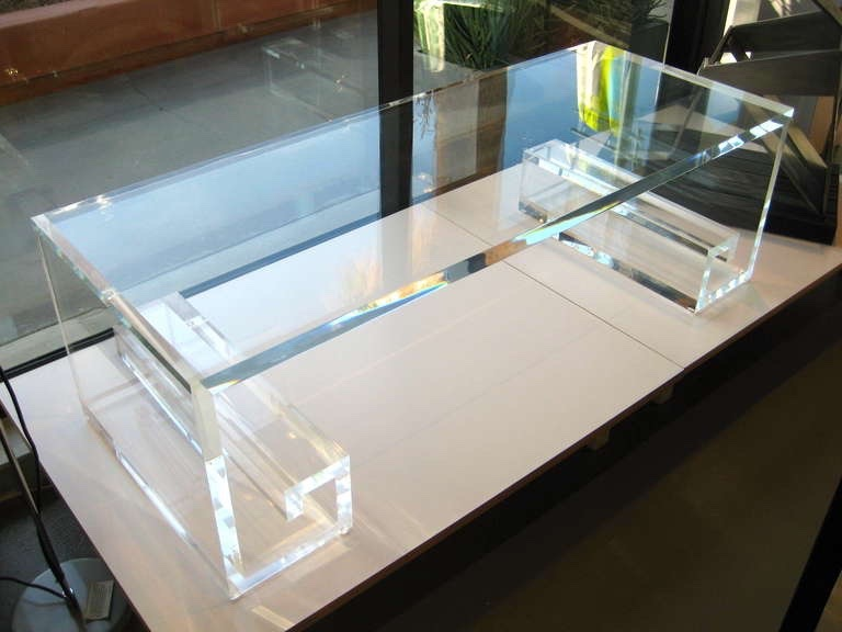 Decorum custom lucite bench.jpg