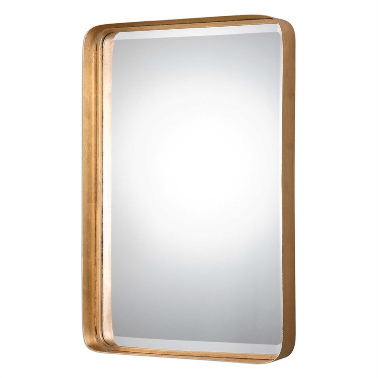 "Antique gold strap mirror 20"" by 30.jpeg"