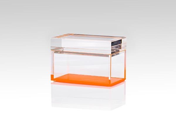 Decorum custom lucite boxes (available colours) Orange.jpg