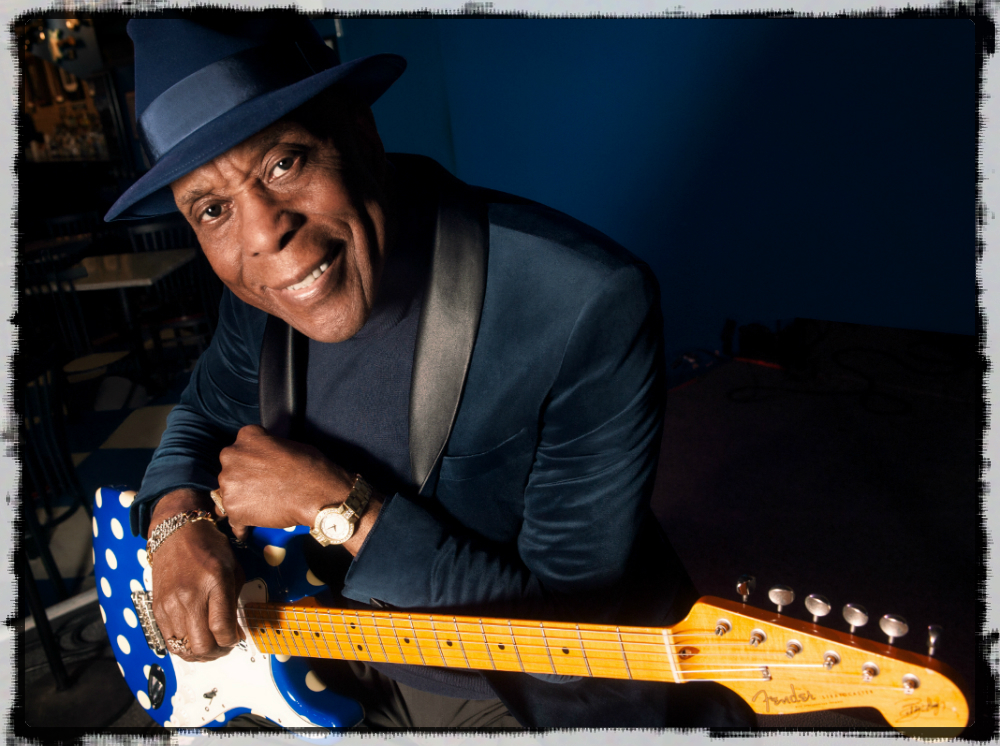 THE LEGENDbuddy guy - 7 Time Grammy Award Winning Blues Legend