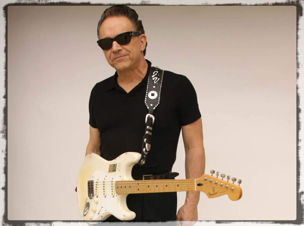 jimmie vaughan - 4 Time Grammy Winning Blues Rock Guitarist & Vocalist