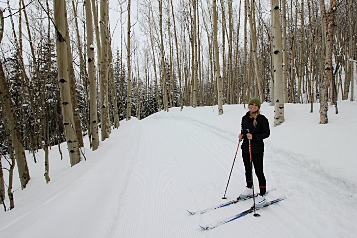 Ashcroft : My favorite nordic ski center in the US, hands down
