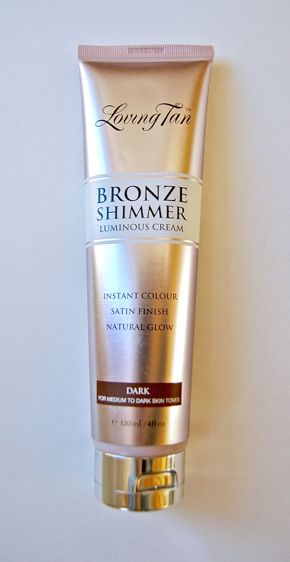 Loving Tan™ Bronze Shimmer Luminous Cream, 4 oz. - Ulta : $32.95usa.lovingtan.com : $32.95