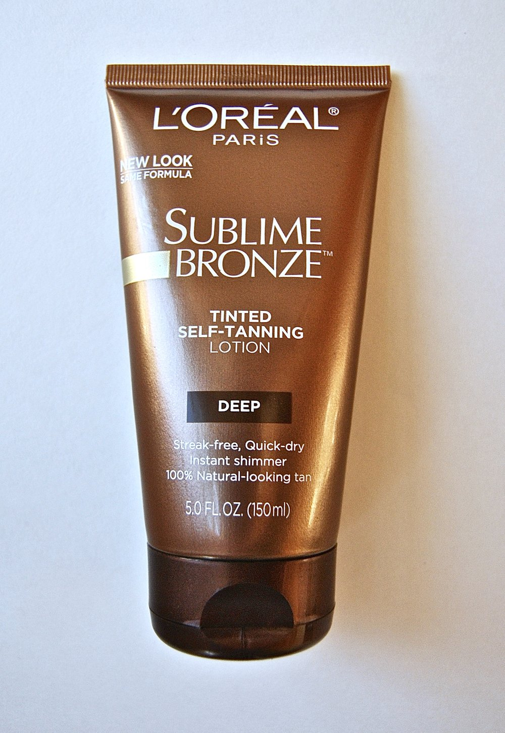 L'Oreal®Sublime Bronze™Tinted Self-Tanning Lotion, 5 oz. - WalMart : $8.47Target : $9.49Ulta : $11.99