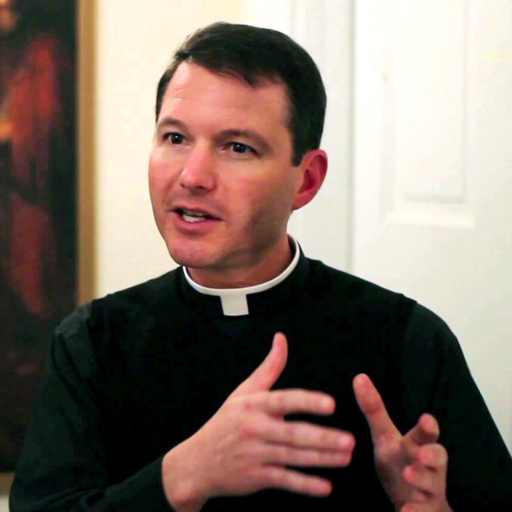 Fr. Erik Arnold
