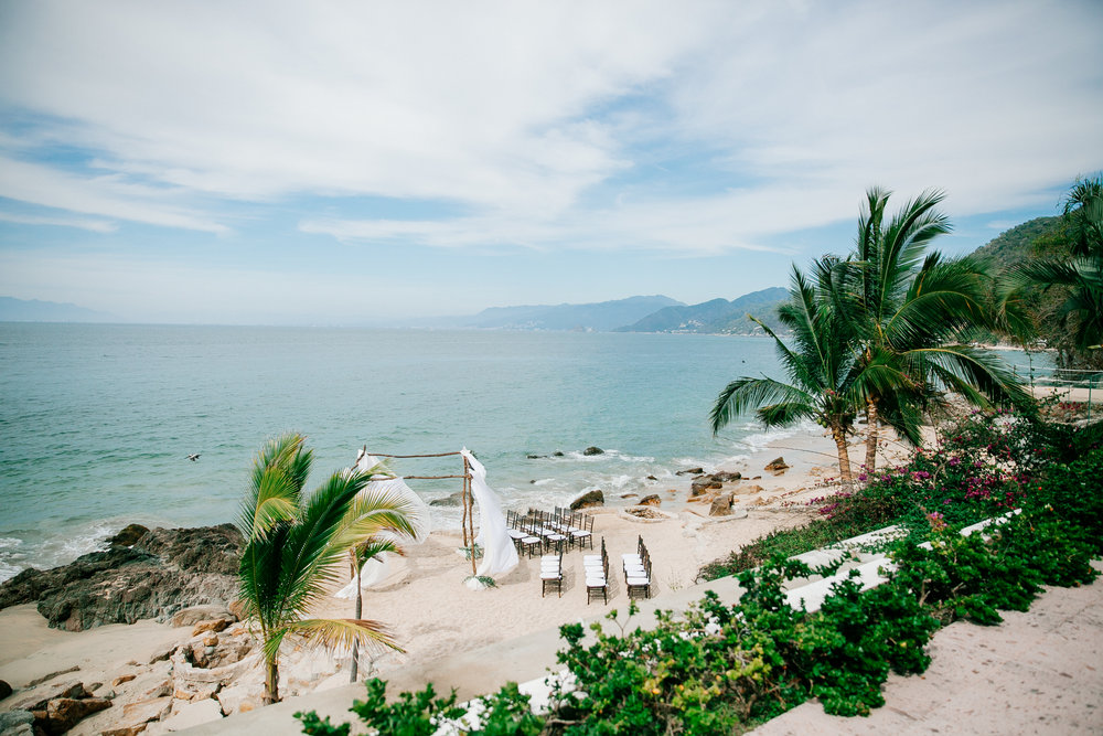 Nicole + Luke,Intimate Destination Wedding, Puerto Vallarta, Mexico