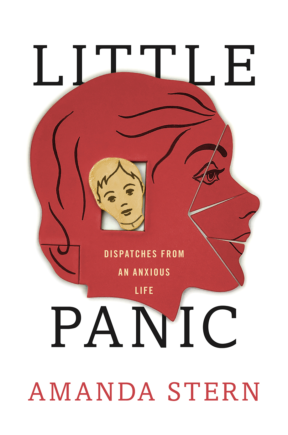 Amanda's memoir, Little Panic