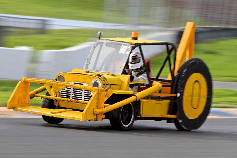 Yes, it's a race car.