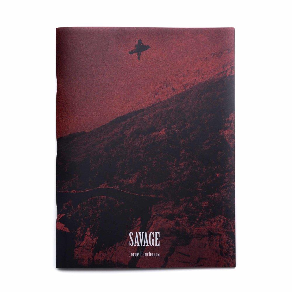 SAVAGE - Jorge Panchoaga - Fotógrafos Colombianos - FOTOLIBROS COLOMBIANOS