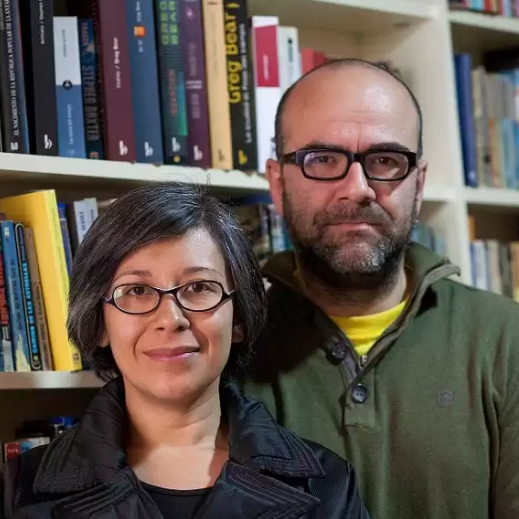 Angélica Caballero + Felipe López