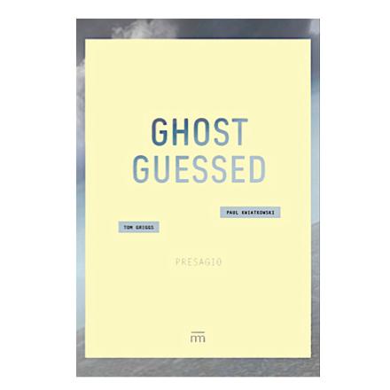 Fotolibros - Ghost Guessed - Tom Griggs - mesaestandar