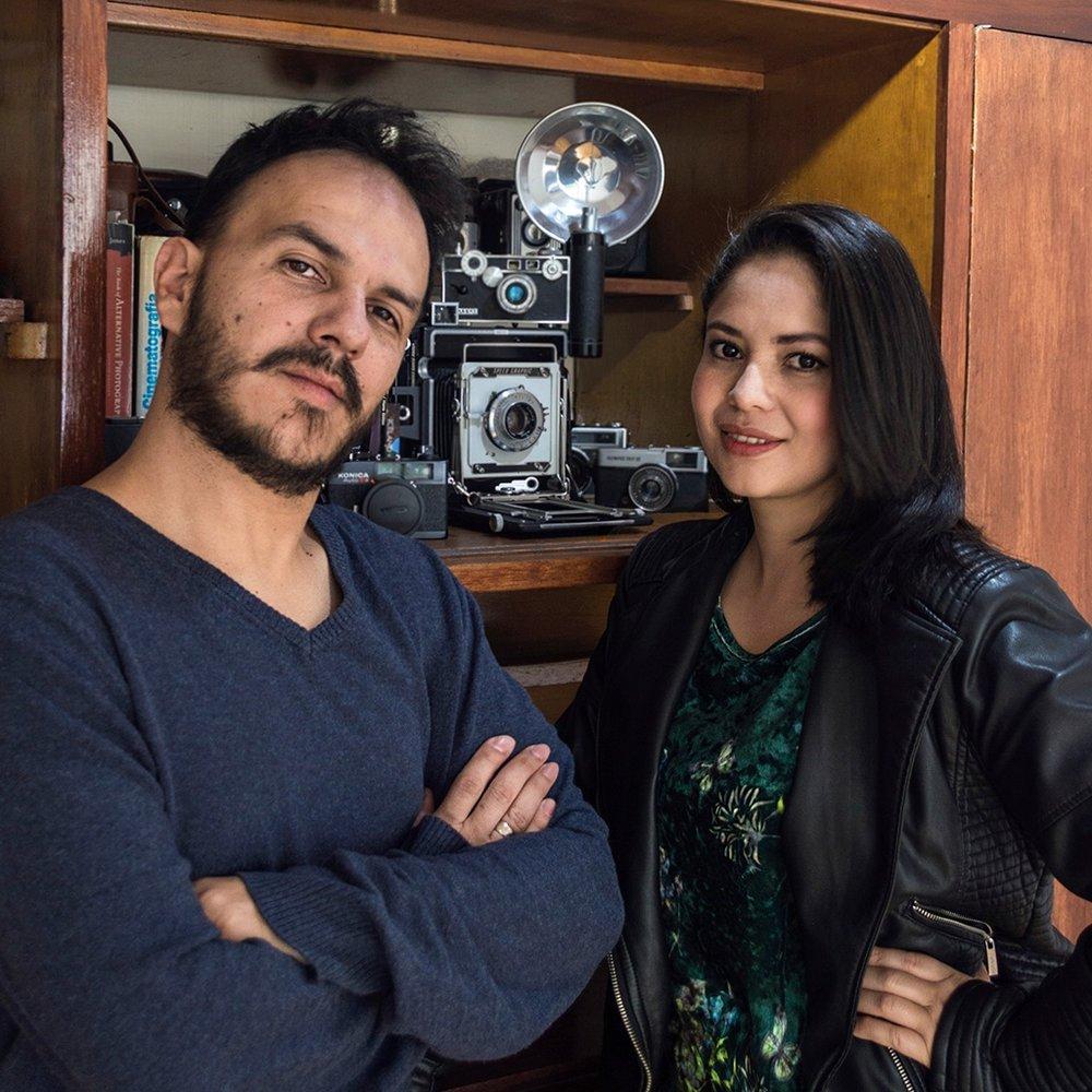 Mario Nieto + Katalina Fuentes