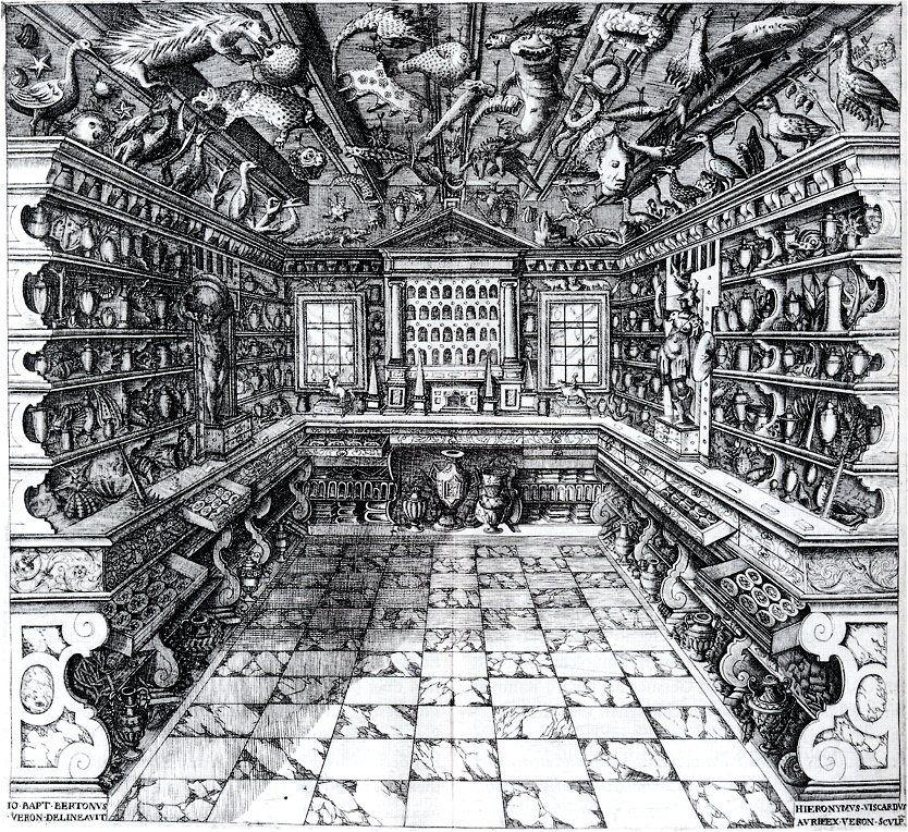 Musaeum Franc. Calceolari iun. veronensis (1602)