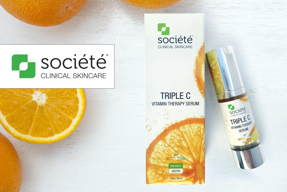 Société Clinical Skincare