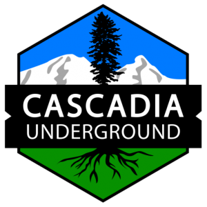 Cascadia Underground is a Seattle-based media center, cooperative and Cascadia wide collective that provides action-focused education, resources and community space for the Cascadia movement and bioregional issues. By magnifying diverse voices, stories and perspectives, we empower Cascadians to actively resist oppression, exploitation, discrimination or marginalization.   They also run a wonderful online store featuring products made for and often in Cascadia.