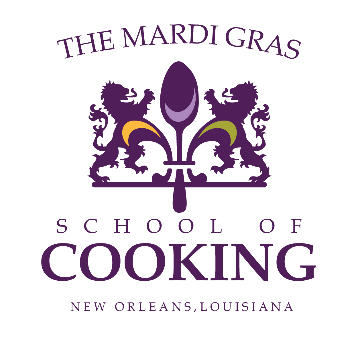 Mardi Gras School of Cooking