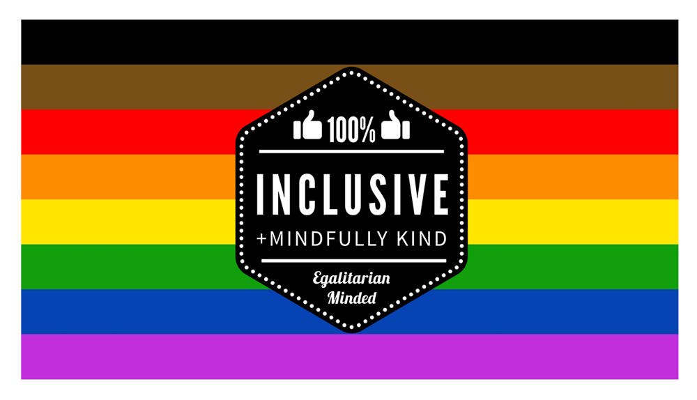 Inclusivity Views - We choose to actively decolonize  from the leftover nature of dominance and exploitation, encourage egalitarianism and to be mindfully kind of any marginalized people. We empathize with and prioritize POC and LGBTQIA people to reduce the disparity of care gap.