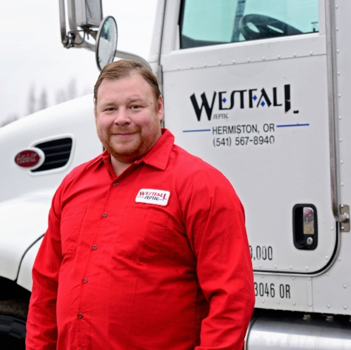 Mitchell Caldwell   Mitch joined Westfall Septic  in 2017.