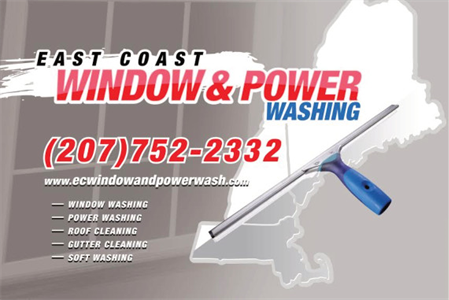 East Coast Window & Power Washing