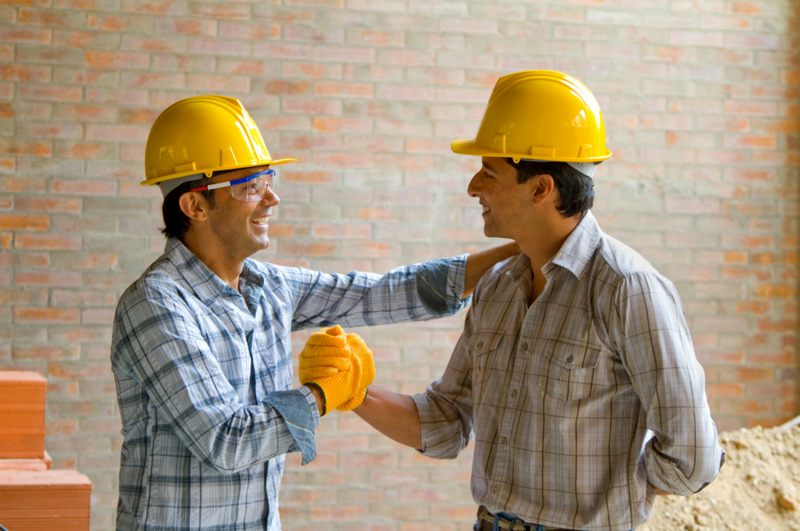 A second language can be essential to bringing together a team working in the trades.