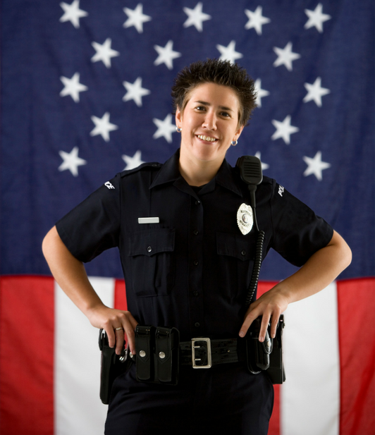 Custom-designed training: Spanish for Law Enforcement.