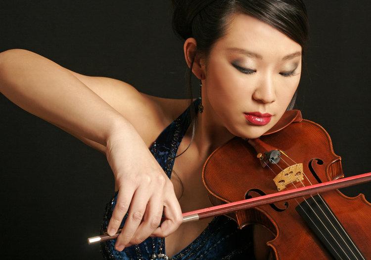 Katherine Fong, Violin