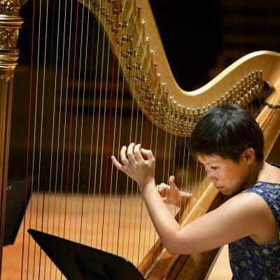 June Han, Harp