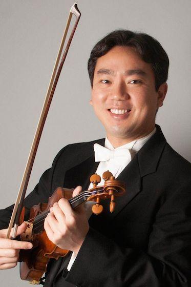 Frank Huang, Violin