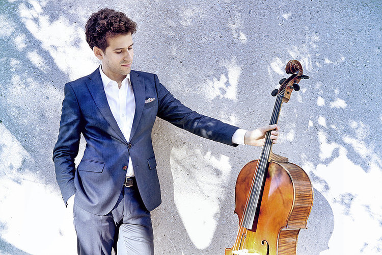 Nicholas Canellakis, Cello