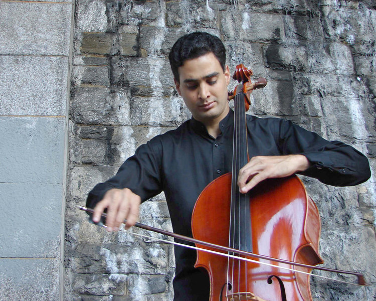 Raman Ramakrishnan, Cello