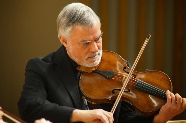 David Avshalomov, Viola