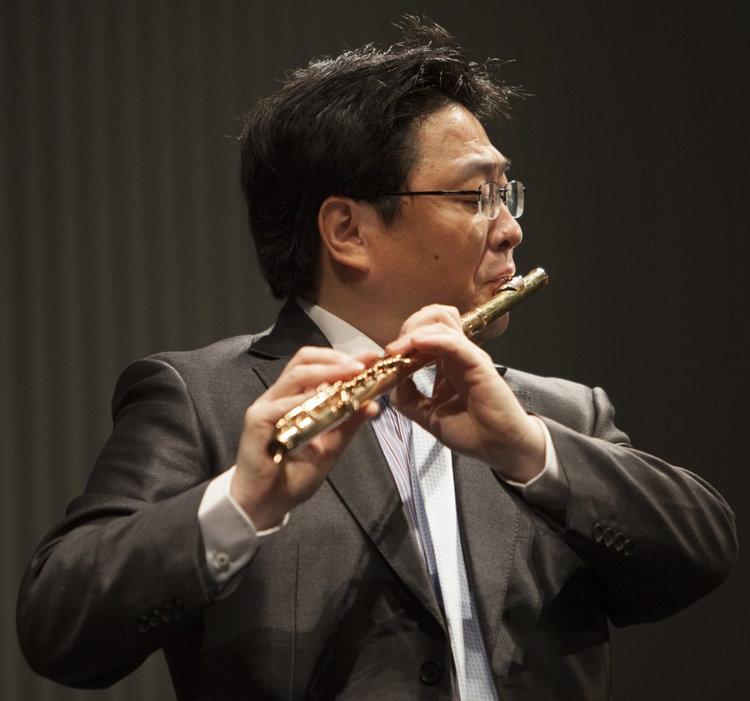 Guo-Liang Han, Flute