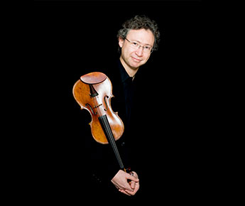 Alexander Velinzon, Violin