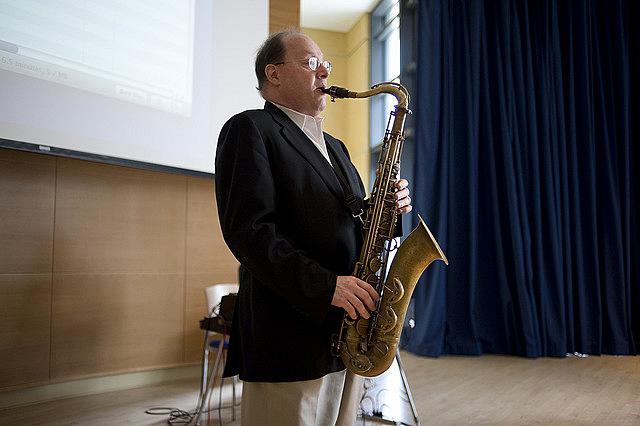 Loren Schoenberg, Saxophone