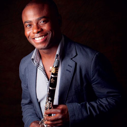 Anthony McGill, Clarinet