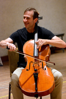 Brian Manker, Cello