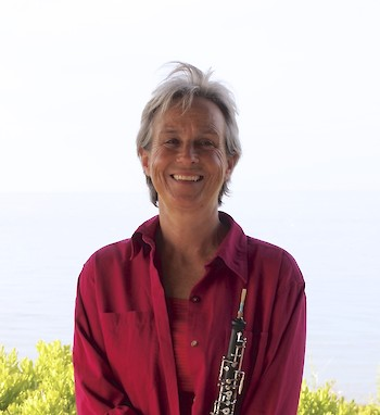 Peggy Pearson, Oboe (2008)