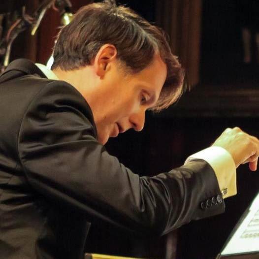 Bradley Brookshire, Harpsichord