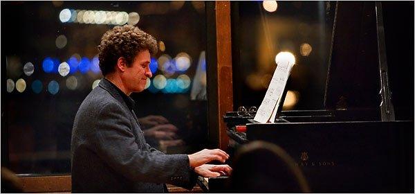 Randall Hodgkinson, Piano