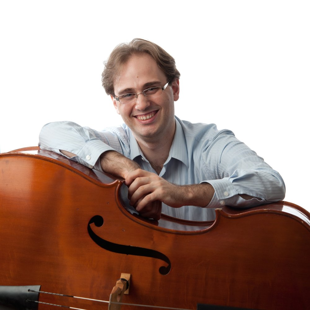 Andrew Trombley,  bass