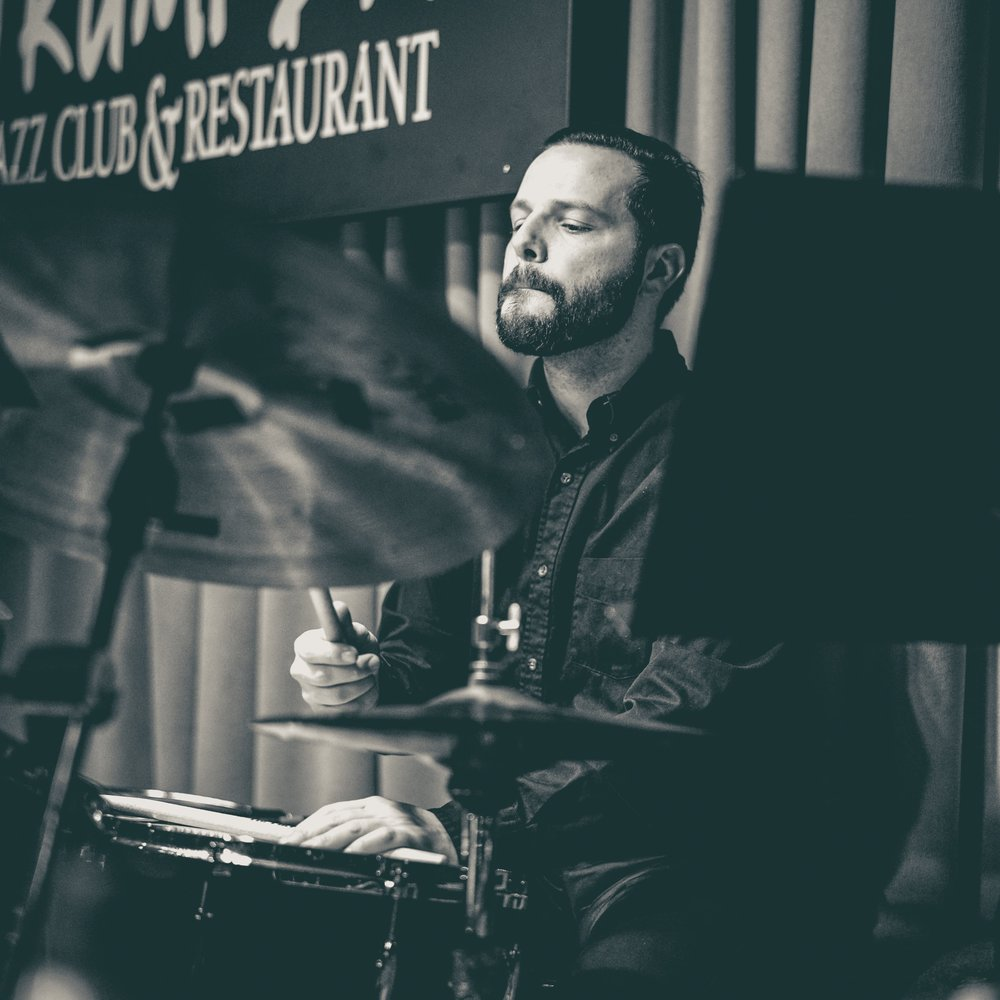 Jon DiFiore,   drums