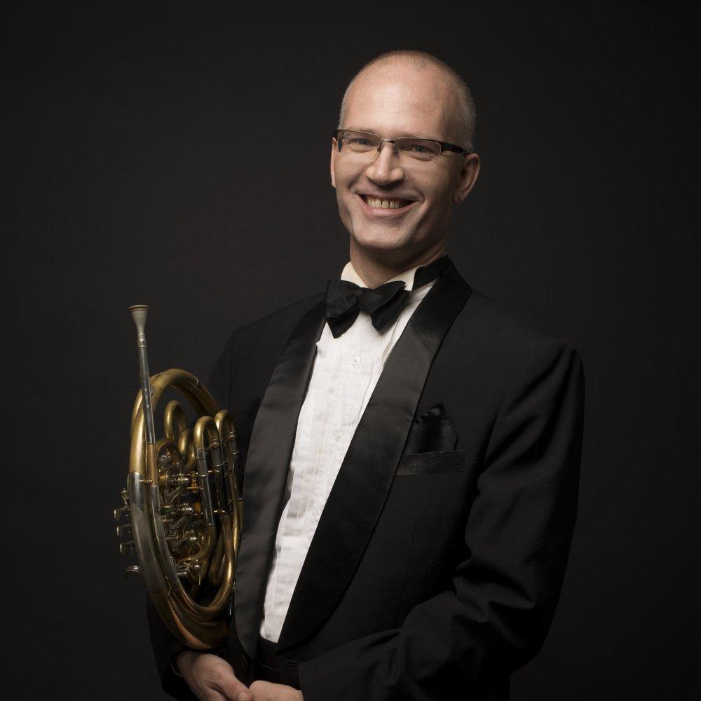 Karl Kramer Johansen,   french horn