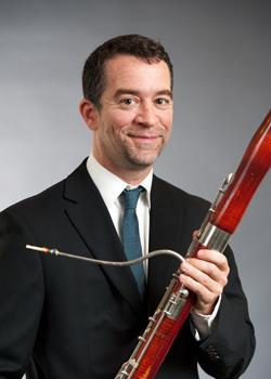 Mark Timmerman,  basson