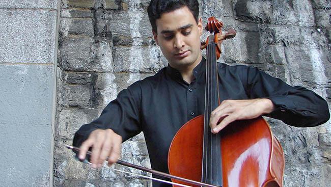 Raman Ramakrishnan,   cello