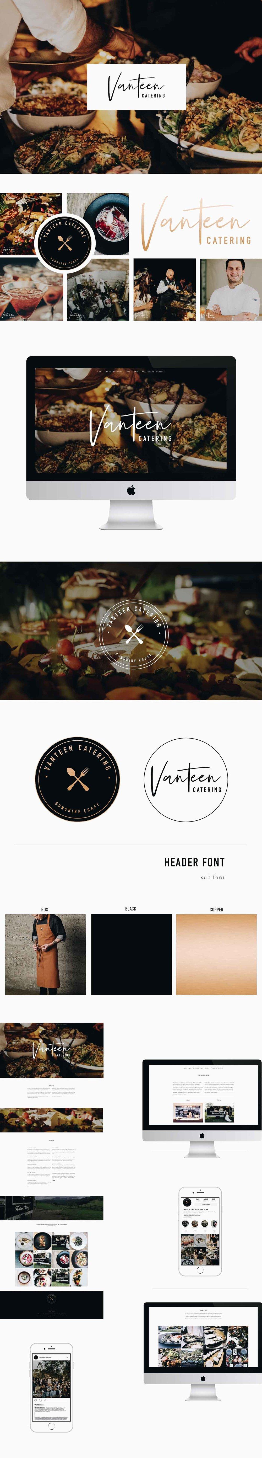 Imo Creative - Vanteen Catering - Brandng and Squrespace website design.jpg