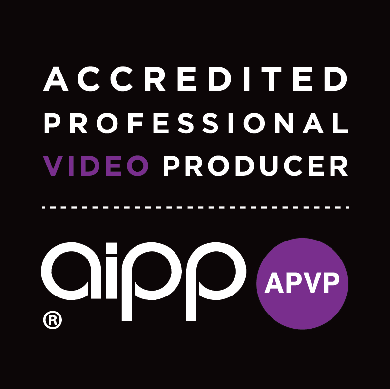Professional Videographer accreditation