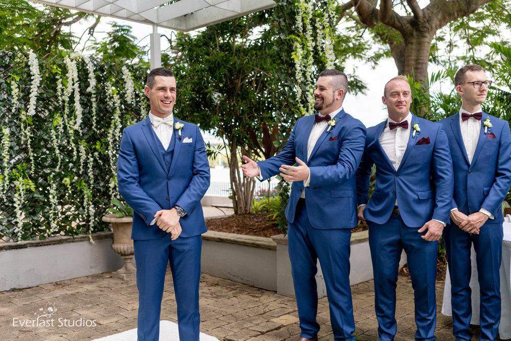 Wedding Ceremony at Stamford Plaza Brisbane