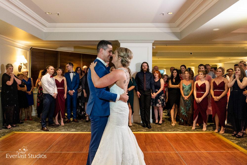 First Dance Brisbane Wedding