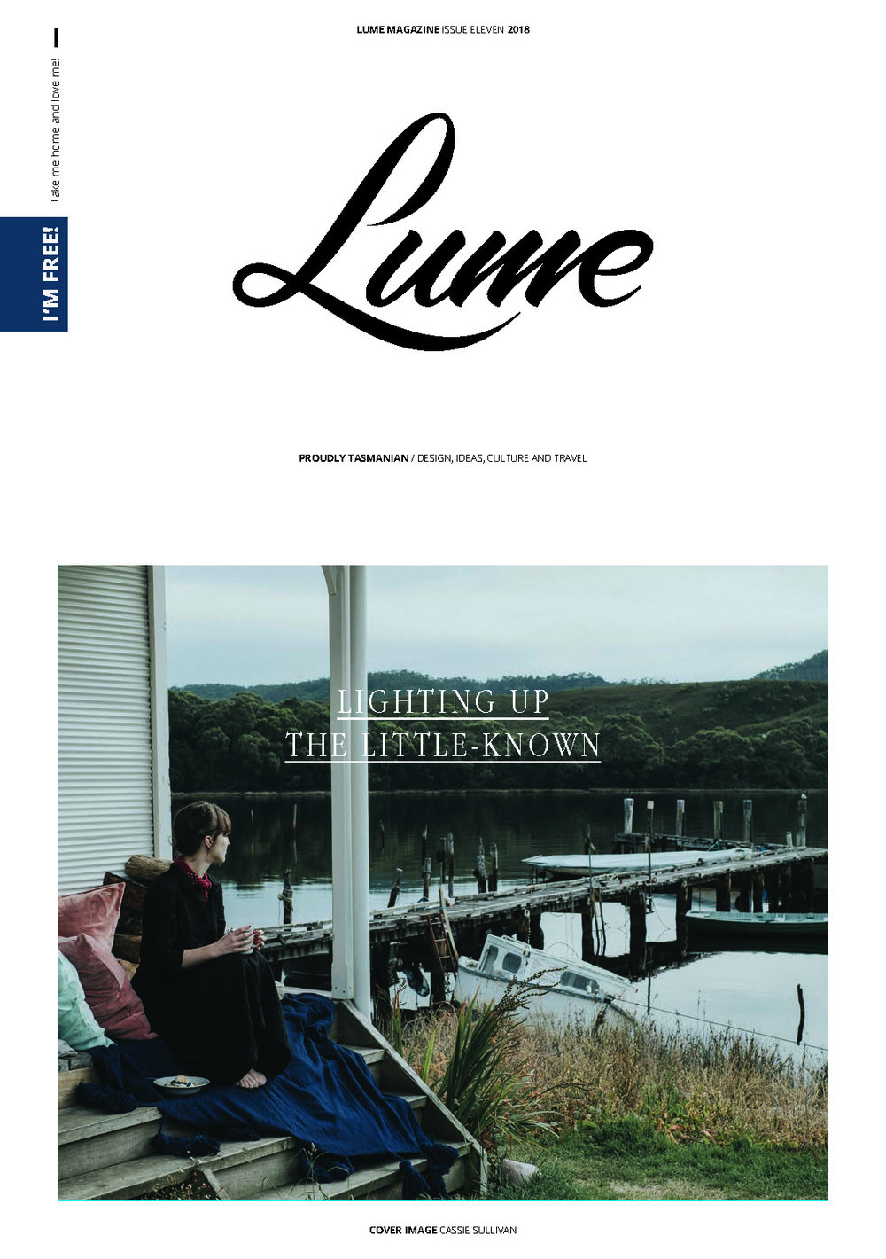 Lume Magazine — April 2018