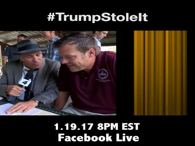 Greg Palast  Greg Palast Presents A Facebook LIVE Event | Facebook